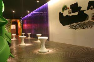 Galeria - Living E Cortina